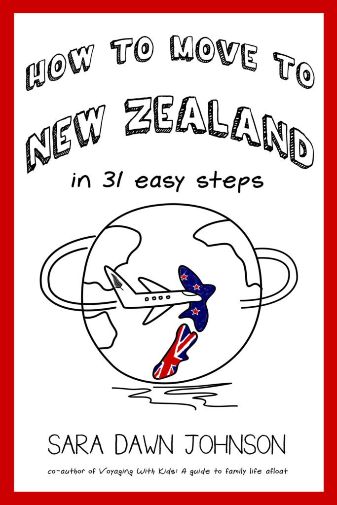 How to Move to New Zealand cover